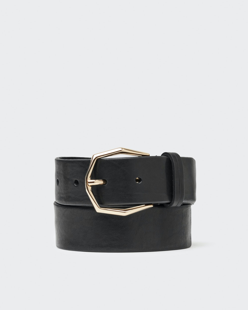 Elvira belt Black Saddler