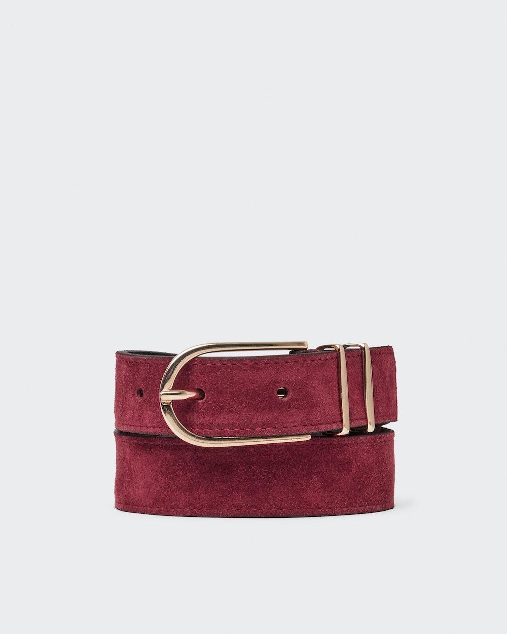 Juni belt Red Saddler