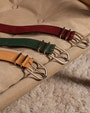Juni belt Yellow Saddler