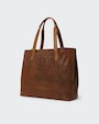 Paris tote bag Brown Saddler