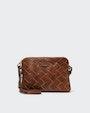 Seattle shoulder bag Brown Saddler