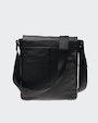 Nevada messenger bag Black Saddler