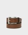 Struer belt Brown Saddler