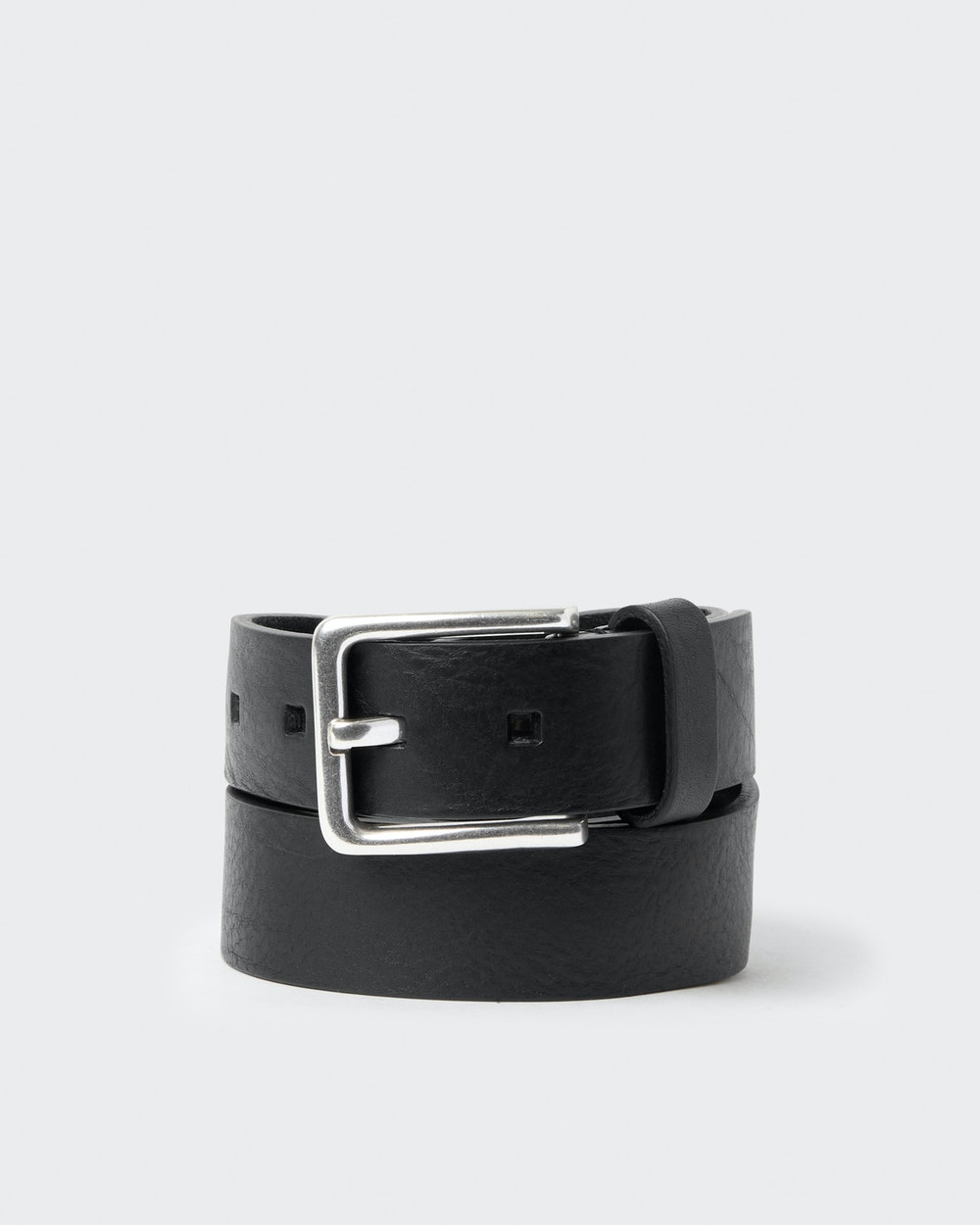 Ribe belt Black Saddler
