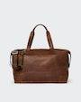 Drammen weekend bag Brown Saddler