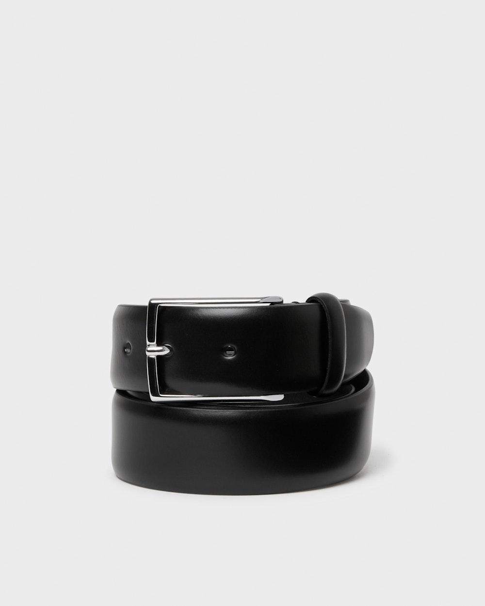 Cederlund belt Black Saddler