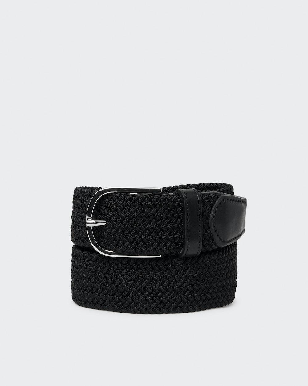 Ekberg belt Black Saddler