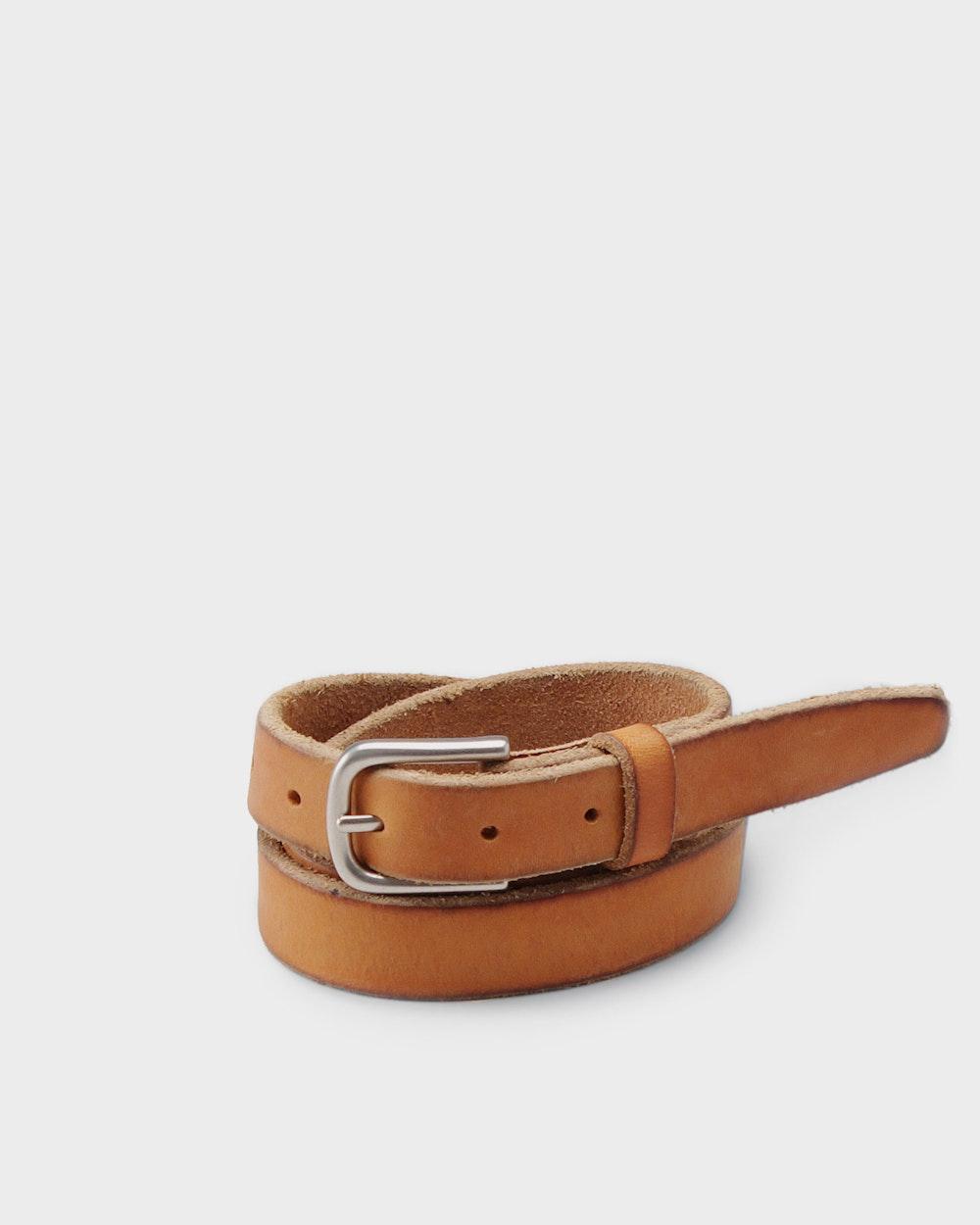 Brink bälte Ljusbrun Saddler