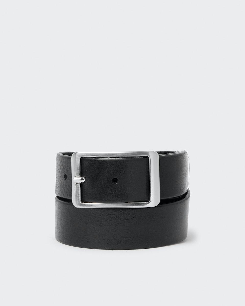 Holloway belt Black Saddler