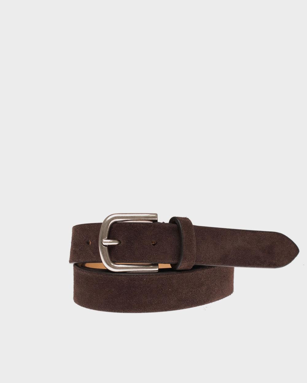 Bälte Dark brown Saddler