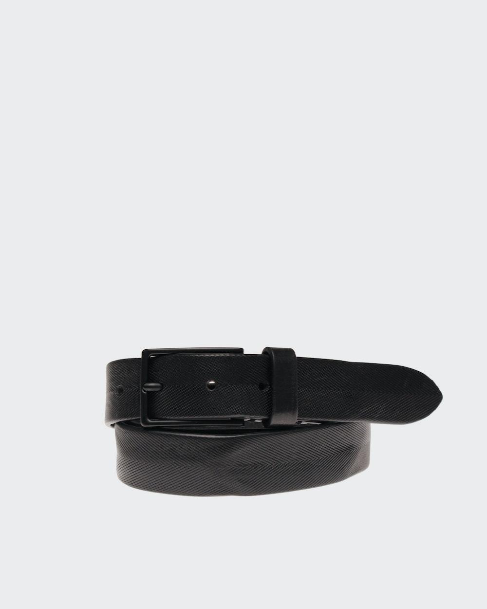 Capri belt Black Saddler