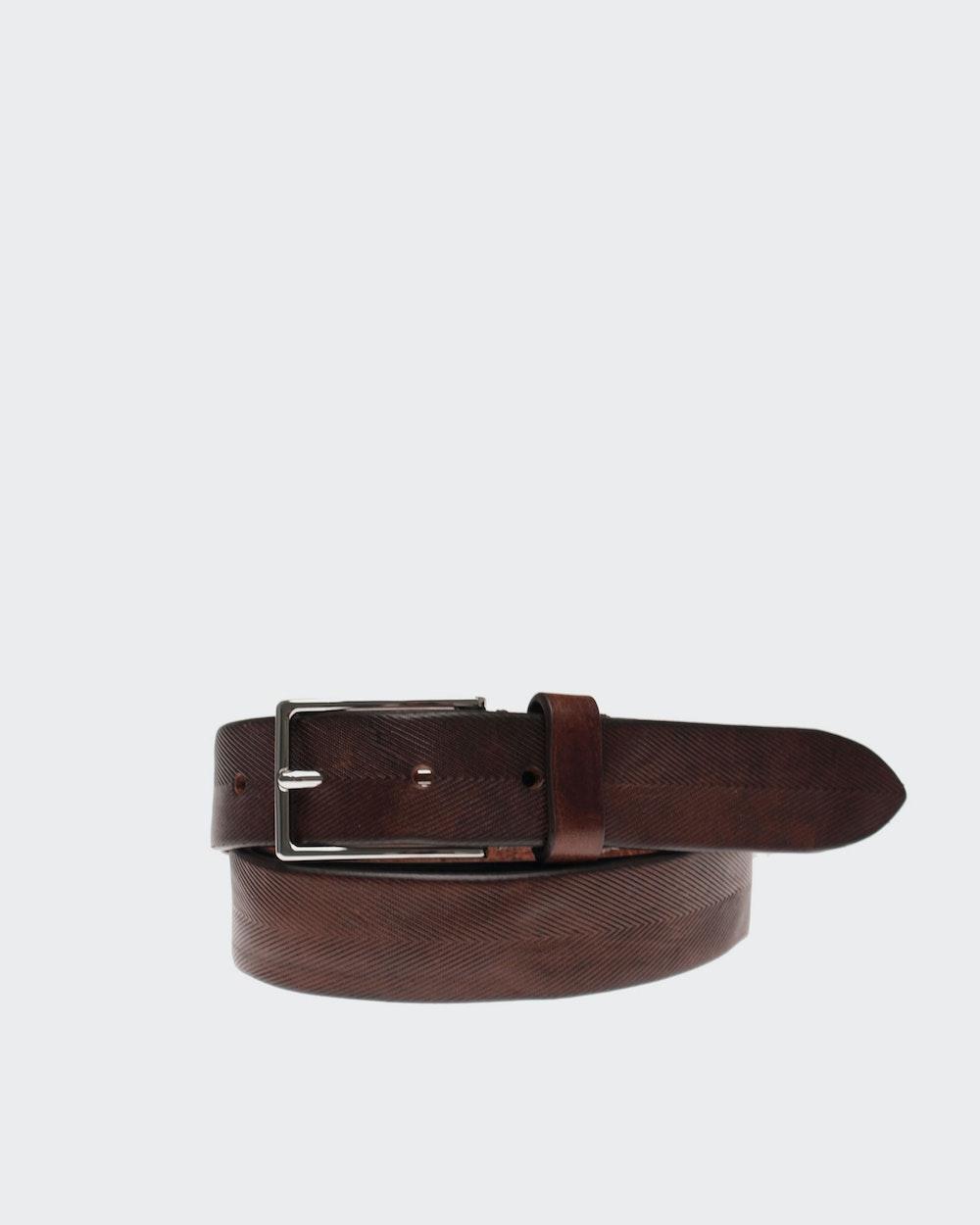Capri belt Dark brown Saddler