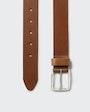 Lincon belt Brown Saddler