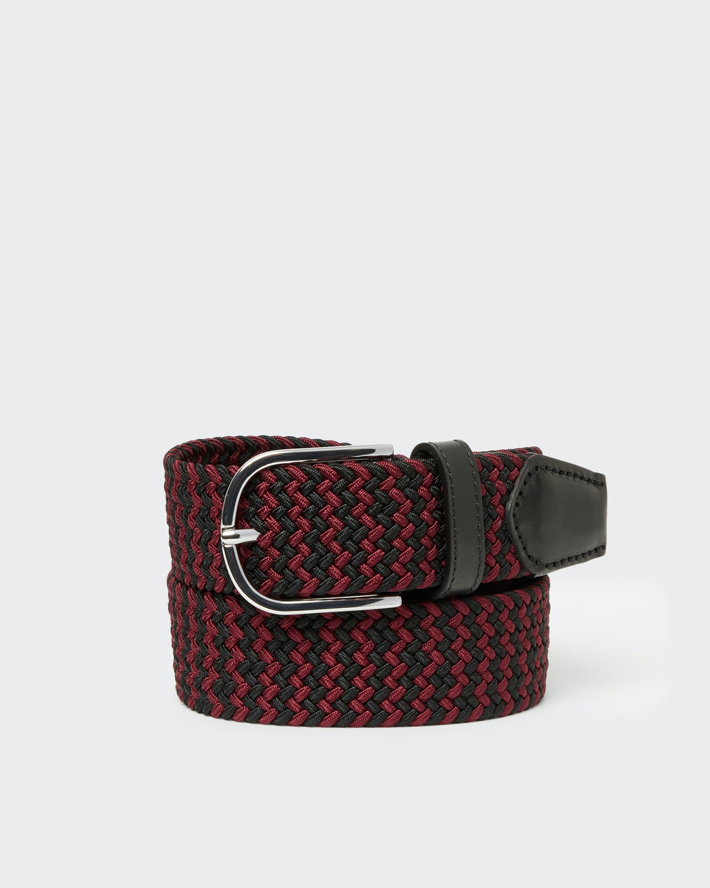 Knoxville belt Black Saddler