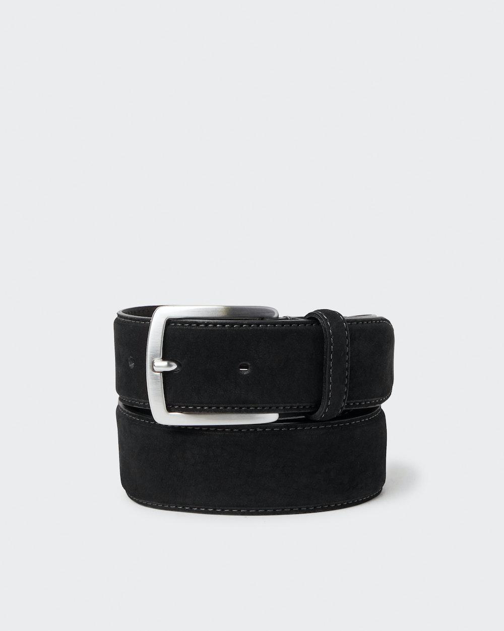 Bryne belt Black Saddler