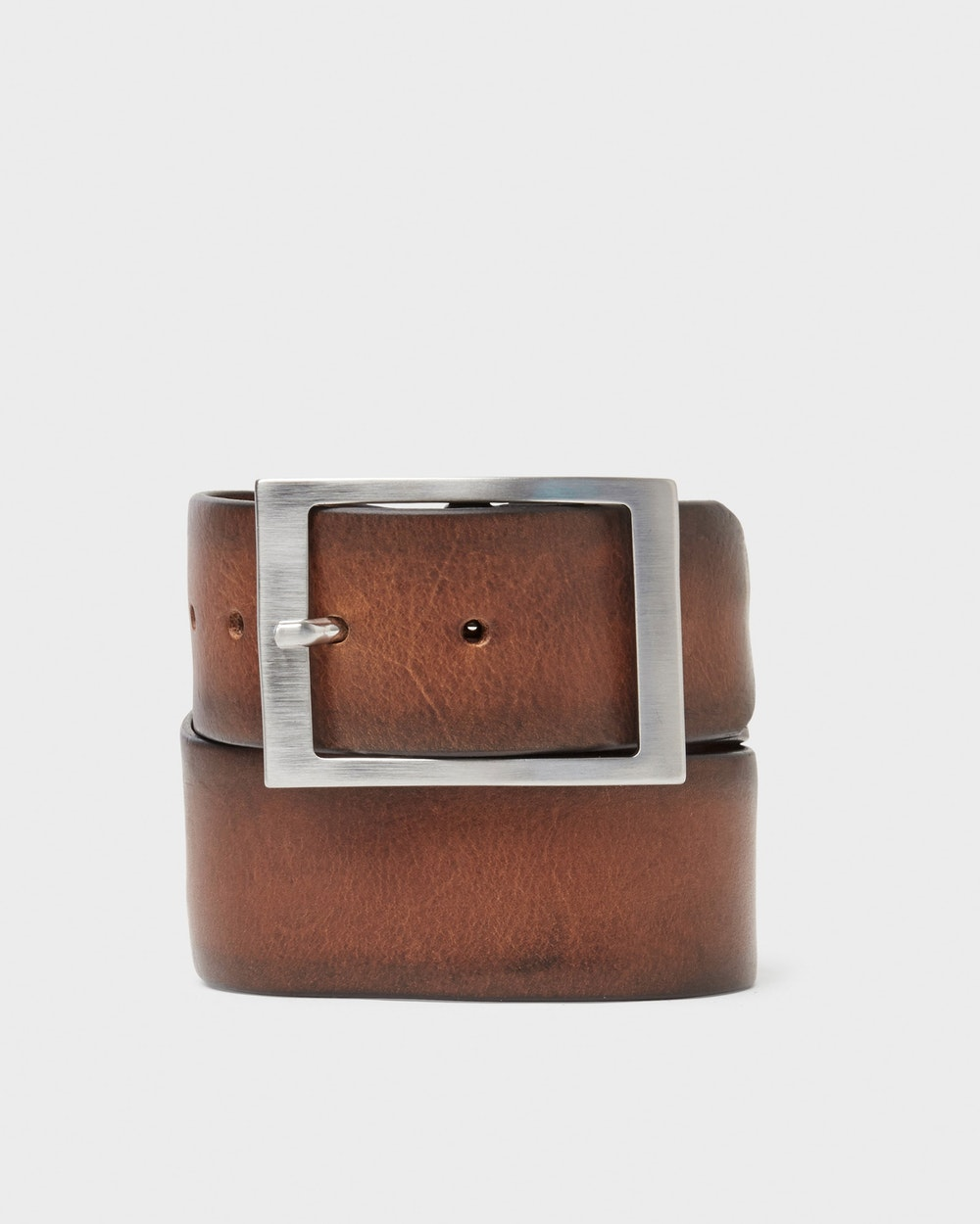 Ludvig Belt Light brown Saddler