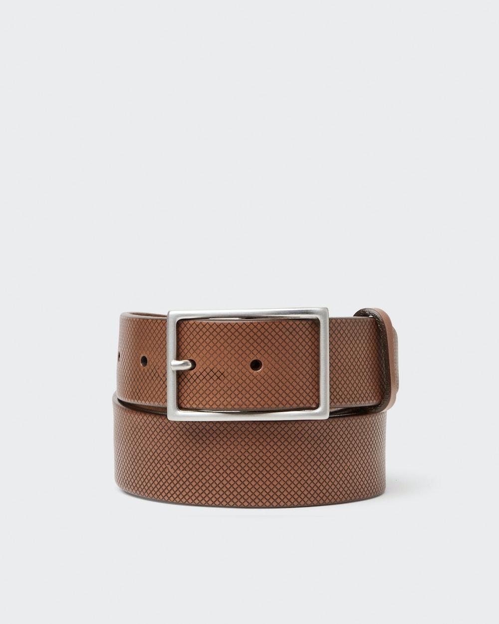 Tage belt Brown Saddler