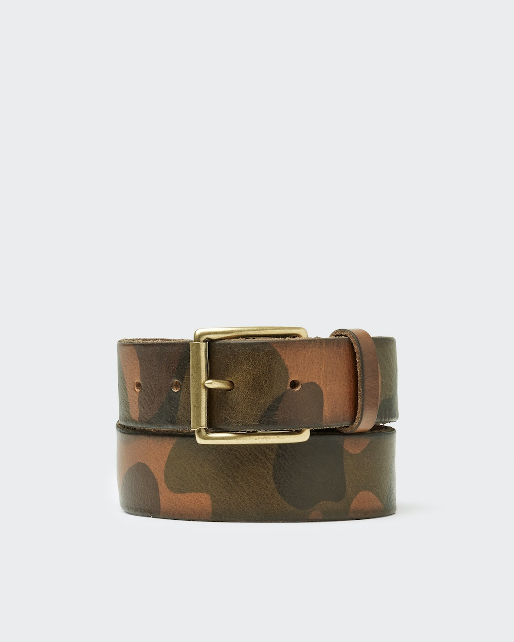 Thor belt Green Saddler