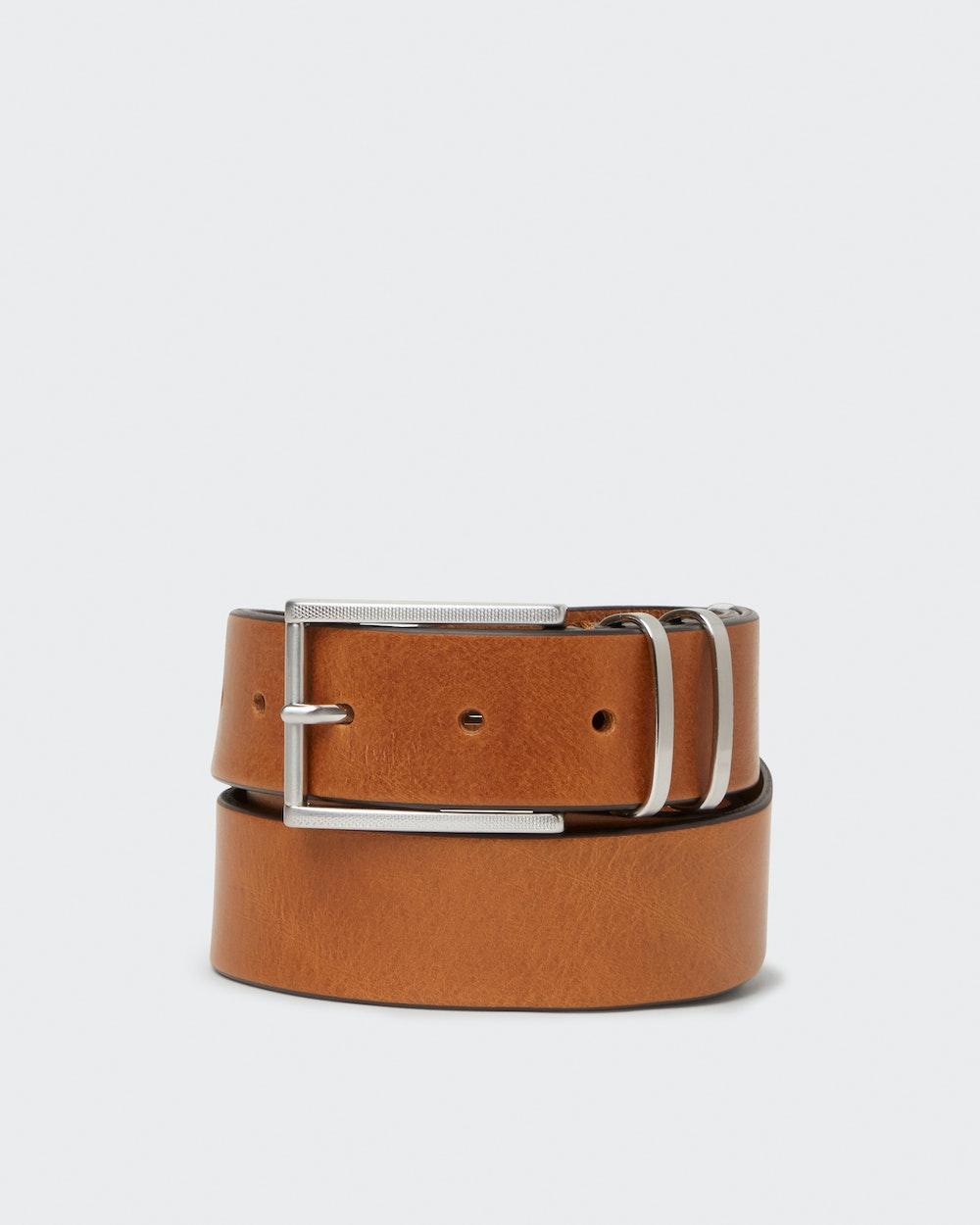 Abraham belt Light brown Saddler