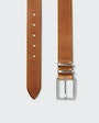 Abraham belt Light brown Saddler
