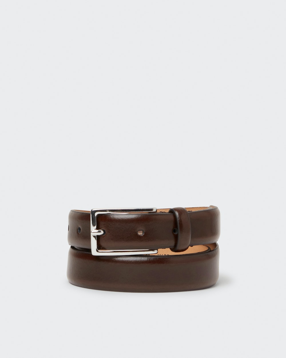 Albert belt Dark brown Saddler