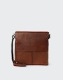Oslo shoulder bag Brown Saddler