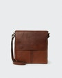 Oslo shoulder bag Brown Saddler