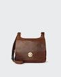 Disa handväska Brun Saddler