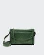 Tova shoulder bag Green Saddler