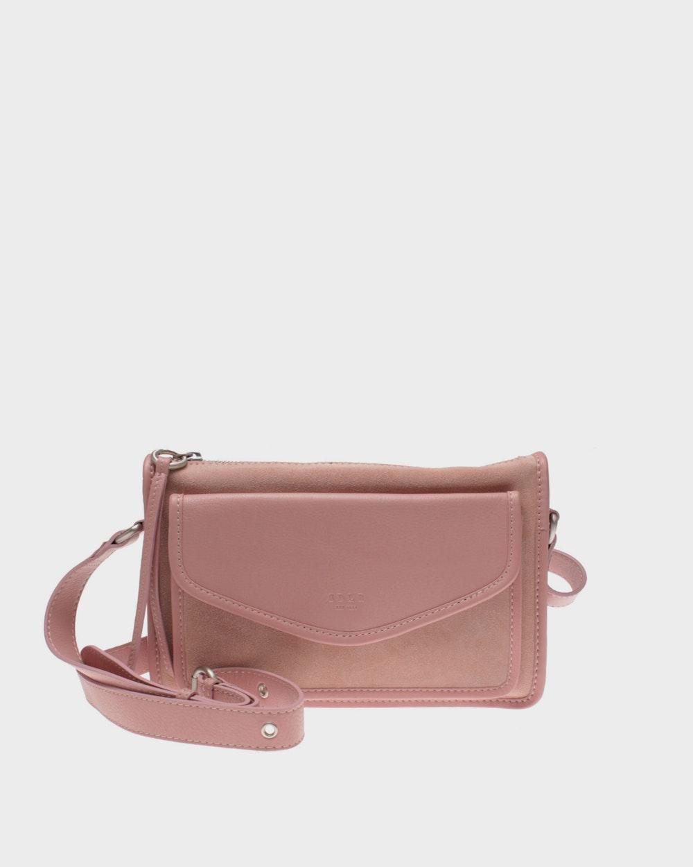 Tova axelremsväska Pink Saddler