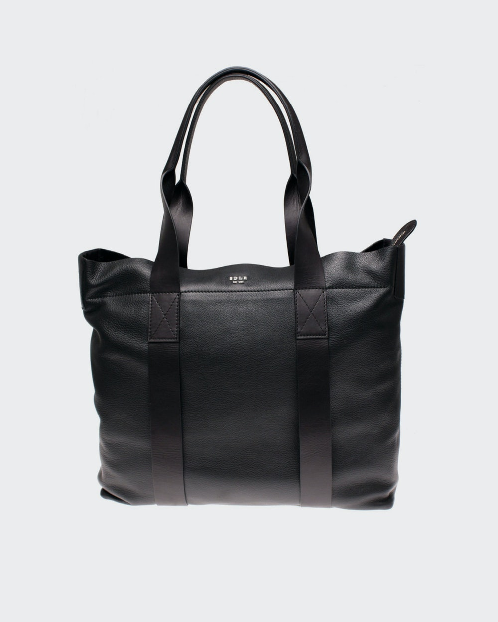 Liv tote bag Black Saddler