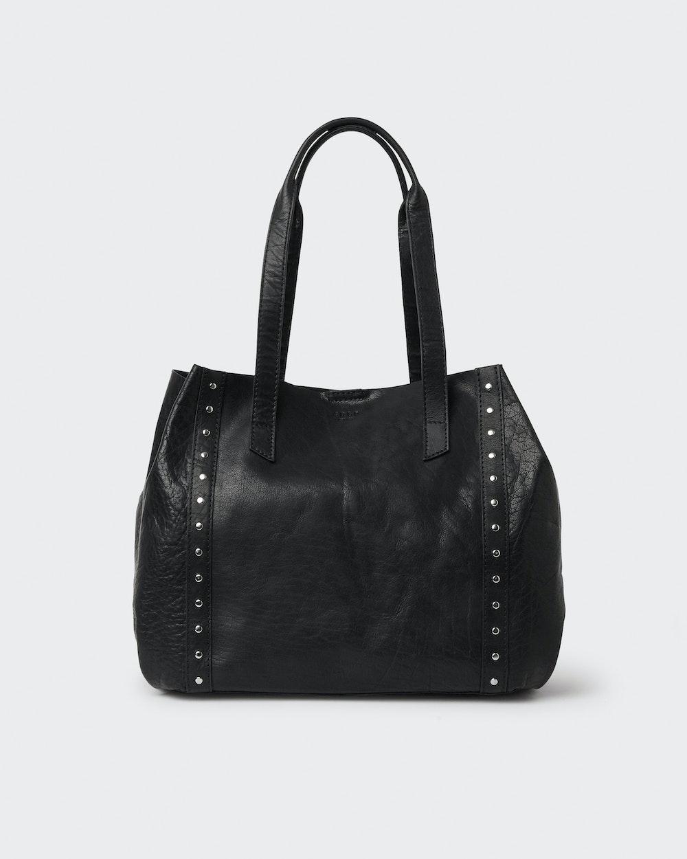 Ylva tote bag Black Saddler