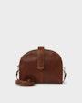 Freja shoulder bag Brown Saddler