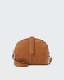 Freja shoulder bag Light brown Saddler
