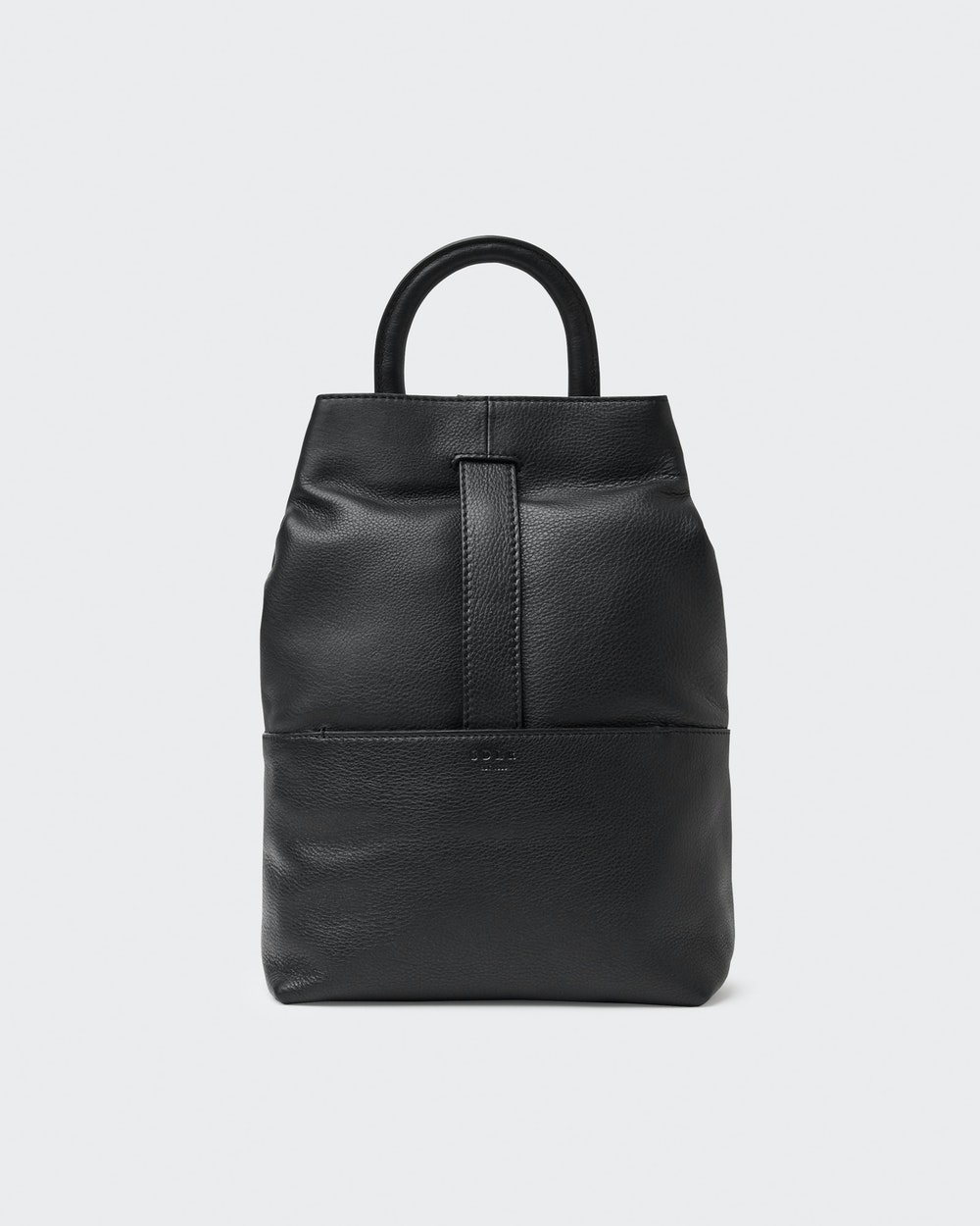 Agnes backpack Black Saddler