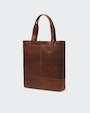 Molly tote bag Brown Saddler