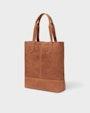 Molly tote bag Light brown Saddler