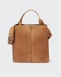 Elsa tote bag Light brown Saddler