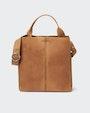 Elsa tote bag Light brown Saddler