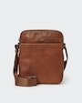 Max messenger bag Brown Saddler