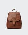 Rut backpack Brown Saddler