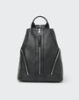 Samantha backpack Black Saddler