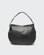 Lauren shoulder bag Black Saddler