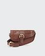 Victoria shoulder bag Brown Saddler