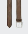 Sebastien belt Dark brown Saddler