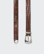 Abigail belt Brown Saddler