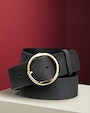 Josette belt Black Saddler