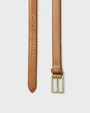 Aramis belt Light brown Saddler