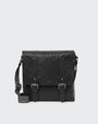 Carter messenger bag Black Saddler