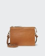 Nicole shoulder bag Light brown Saddler